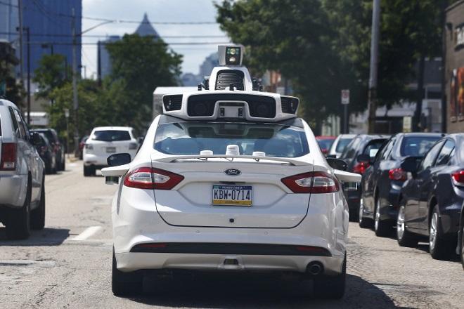 Τα αυτόνομα αυτοκίνητα της Uber έφτασαν στο Σαν Φρανσίσκο!