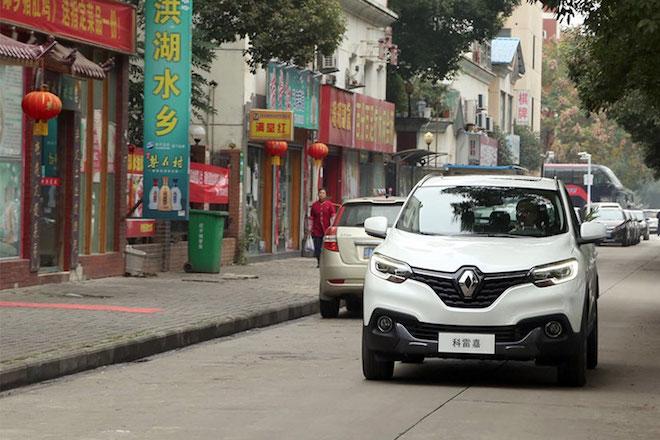 Τα πρώτα αυτοοδηγούμενα οχήματα της Renault κυκλοφόρησαν στη Κίνα
