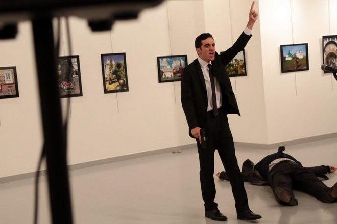 Ποιος είναι ο δολοφόνος του Ρώσου πρέσβη στην Άγκυρα