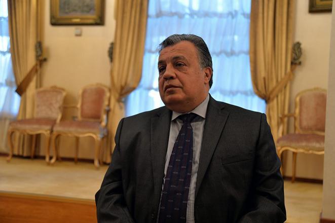 Εν ψυχρώ εκτέλεση του Ρώσου πρέσβη στην Άγκυρα