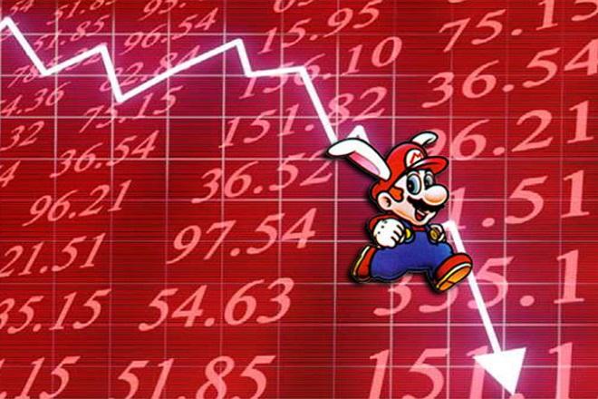 Το Super Mario «καταποντίζει» τις μετοχές της Nintendo