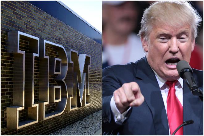 «Χαστούκι» στον Τραμπ η δήλωση της IBM ότι θα προσλάβει 25,000 Αμερικανούς