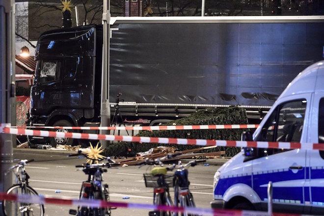 Δώδεκα νεκροί από το μακελειό στο Βερολίνο