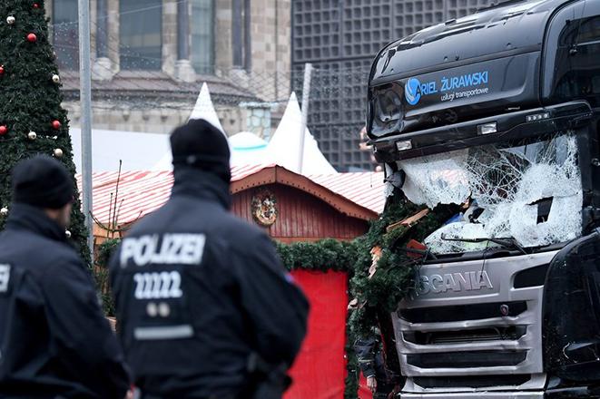Το Ισλαμικό Κράτος πίσω από την επίθεση στο Βερολίνο