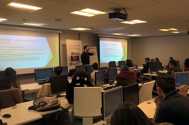 Microsoft Adventure Coding Class: Πάνω από 400 παιδιά ενίσχυσαν τις γνώσεις τους στον προγραμματισμό
