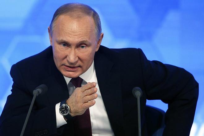 Πούτιν: Η Ρωσία δεν έχει στόχο να διχάσει την Ευρωπαϊκή Ένωση