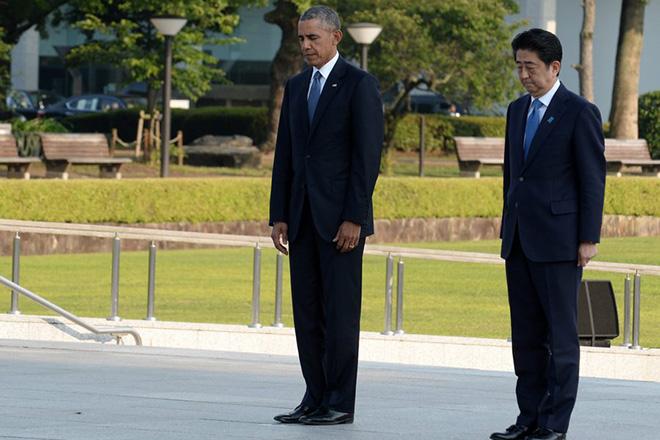 Ιστορική επίσκεψη του Ιάπωνα πρωθυπουργού στο Περλ Χάμπορ