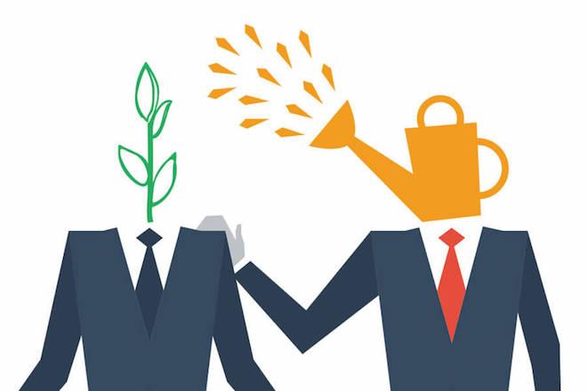 Πώς να χτίσετε μια δυνατή σχέση με το μέντορά σας