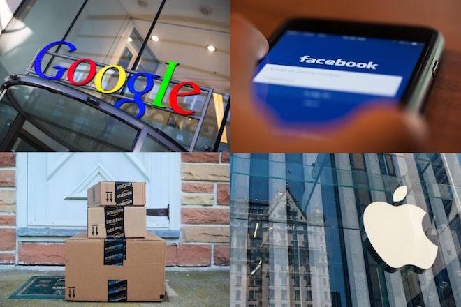Πόσες ευρωπαϊκές εταιρείες έχουν εξαγοράσει οι Google, Apple, Amazon και Facebook;