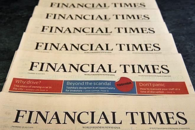 Τι θα φέρει το 2017; Οι Financial Times δίνουν τις απαντήσεις…