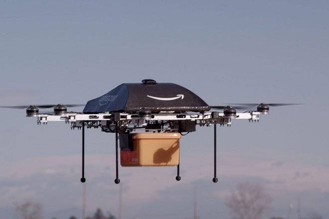 Πώς η Amazon θα παραδίδει τα προϊόντα της στο…λεπτο!
