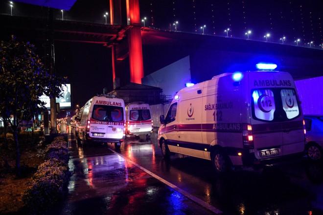Ματωμένη Πρωτοχρονιά στην Κωνσταντινούπολη