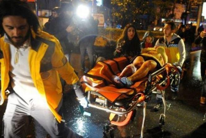 Κωνσταντινούπολη: Στο φως η φωτογραφία του δράστη του μακελειού