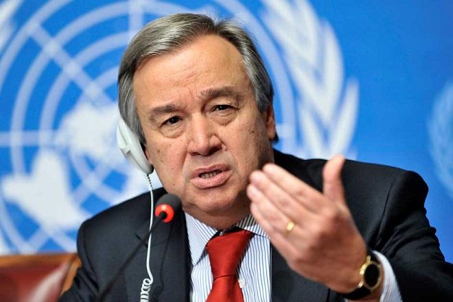 Γκουτιέρες – ΟΗΕ: Πολύ θετική η Συμφωνία των Πρεσπών