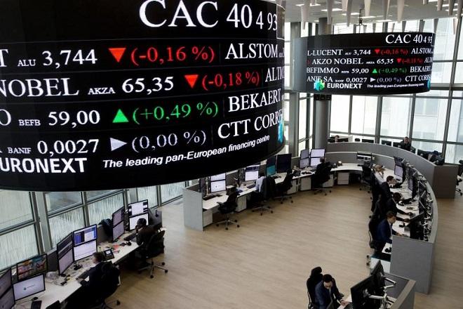 Με πτώση ξεκίνησαν το 2017 τα ευρωπαϊκά χρηματιστήρια