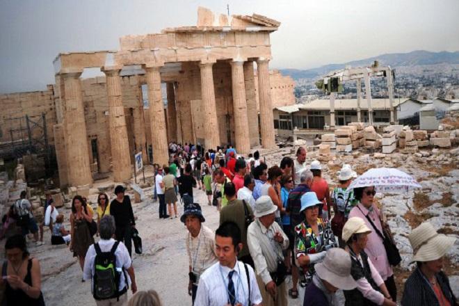 Κορυφαία επιλογή των Κινέζων τουριστών στην Ευρώπη η Ελλάδα