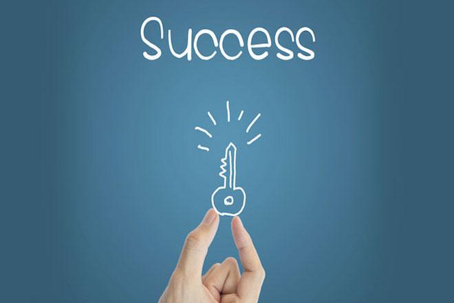 Το μοναδικό μυστικό της επιτυχίας