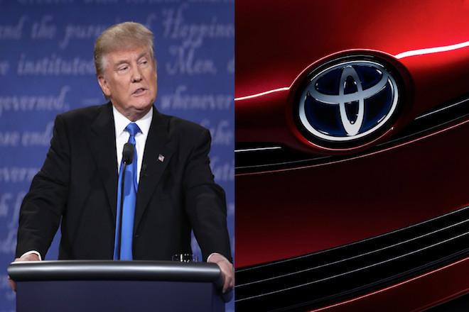 Η διαμάχη Τραμπ – Toyota και η «βουτιά» του χρηματιστηρίου
