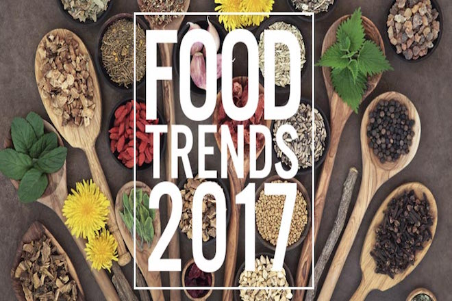 Τα food trends για τη χρονιά που έρχεται!