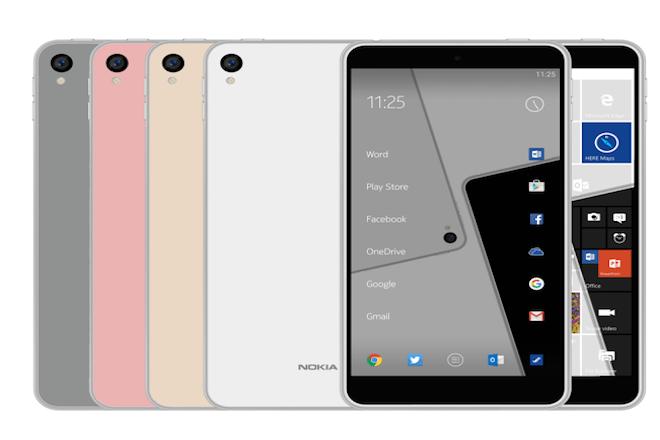 Aποκλειστικά για την αγορά της Κίνας το πρώτο Nokia με Android