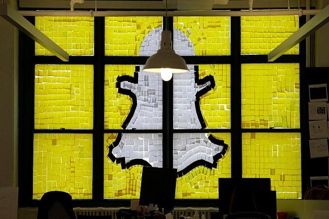 To Snapchat «μετακομίζει» Λονδίνο