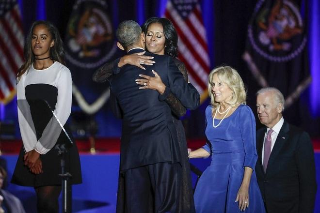 Μισέλ Ομπάμα: Οι «μεγάλες προσδοκίες» που περιέβαλαν την προεδρία Μπαράκ