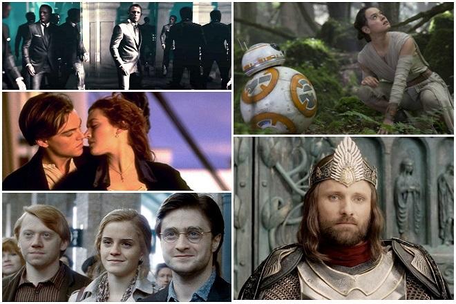Tαινίες που «χτύπησαν» δισεκατομμύρια δολάρια στο box office