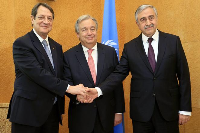 ΟΗΕ: Θέλουμε μια βιώσιμη λύση για το Κυπριακό και όχι μπαλώματα