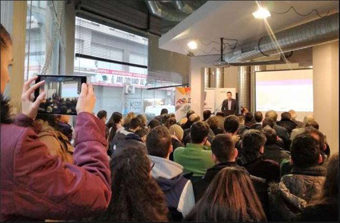 Invent ICT: Η θερμοκοιτίδα που συνδέει την έρευνα με την αγορά εργασίας