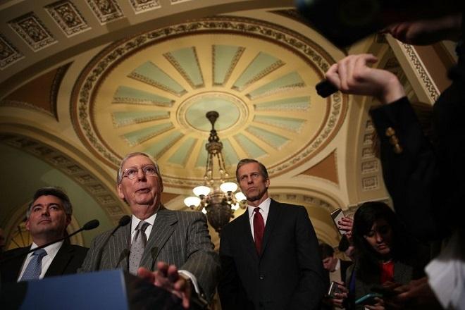 «Πράσινο φως» από τη Γερουσία για την κατάργηση του Obamacare