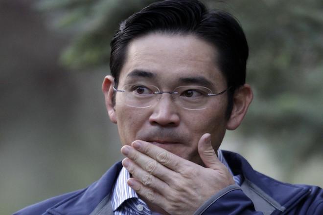 Διέταξαν τη σύλληψη του επικεφαλής της Samsung