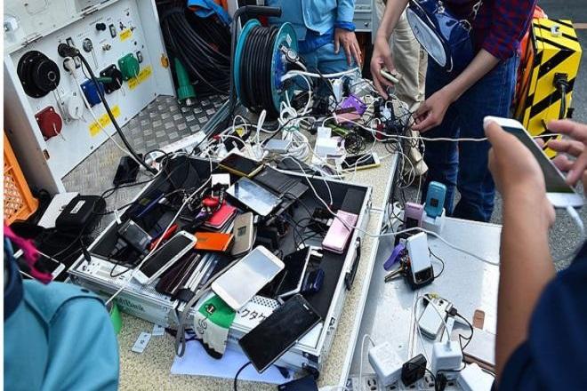 Έρχονται οι μπαταρίες με σύστημα «πυρόσβεσης»