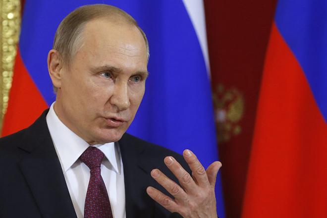 Ως ανεξάρτητος υποψήφιος κατεβαίνει στις εκλογές ο Πούτιν