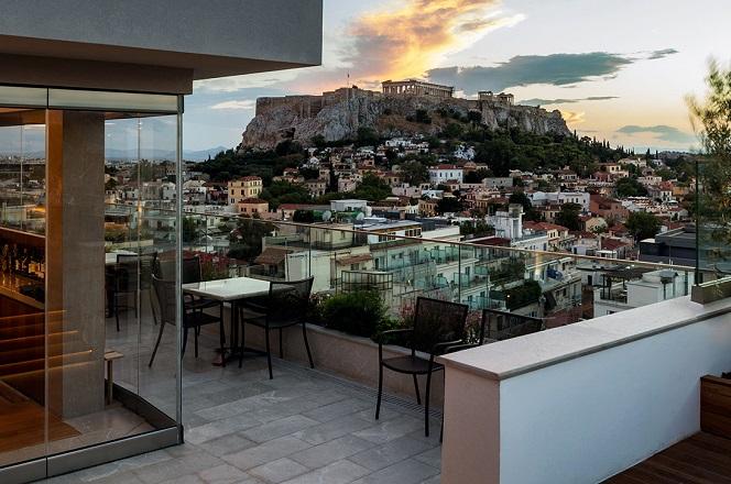 Electra Metropolis Athens: Το ξενοδοχείο που μας κάνει να αγαπήσουμε ξανά την Αθήνα
