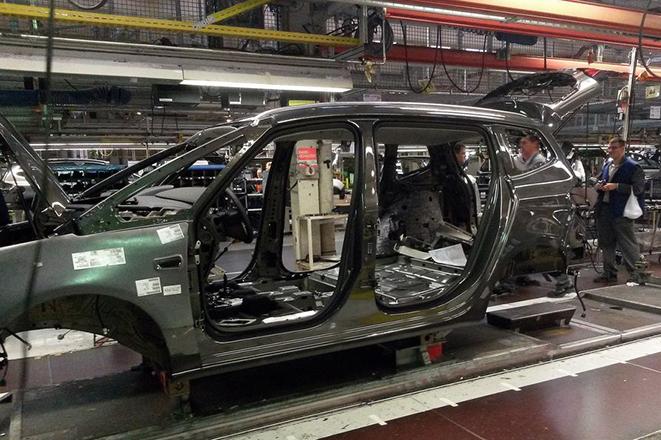 Η αμερικανική αυτοκινητοβιομηχανία επανεκκινεί μετά την πανδημία του κορωνοϊού
