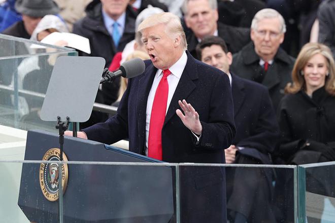 Εποχή Τραμπ στις ΗΠΑ (live)