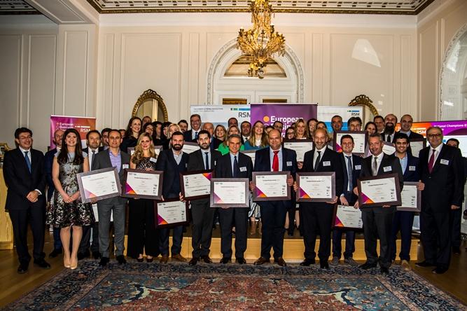 Αυτοί είναι οι οι εθνικοί πρωταθλητές για τα European Business Awards