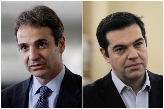 Μητσοτάκης: Να είμαστε παράδειγμα για την επιτυχή αντιμετώπιση της πανδημίας – Τσίπρας: Ο πρωθυπουργός πουλάει ηλιοβασιλέματα