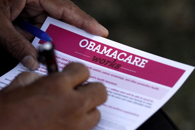 «Παρελθόν» το Obamacare