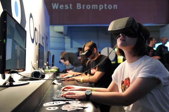Μήπως φέτος θα είναι η χρονιά που η εικονική πραγματικότητα θα γίνει mainstream;