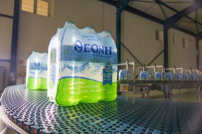 To νερό Θεόνη μπαίνει στην αγορά της Νοτίου Αφρικής