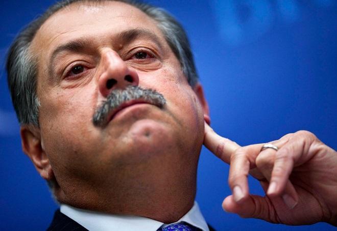 Ένας Ελληνοαμερικάνος ειδικός σύμβουλος στο τεράστιο fund της Σαουδικής Αραβίας