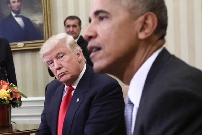 O Τραμπ καταργεί ό,τι «θυμίζει» Ομπάμα