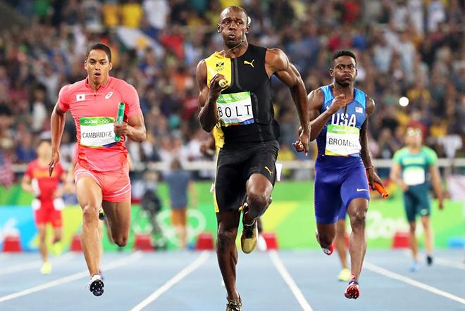 Χάνει το χρυσό μετάλλιο της σκυταλοδρομίας 4Χ100 ο Γιουσέιν Μπολτ
