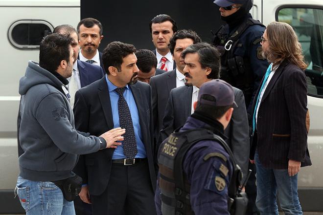 Από το ΣΤΕ η απόφαση για τους οκτώ Τούρκους αξιωματικούς