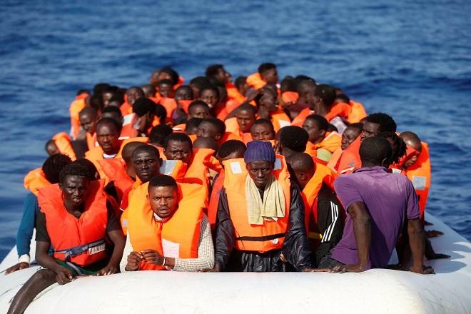 Κατά 43% μειώθηκαν οι αιτήσεις ασύλου που υποβλήθηκαν στην ΕΕ το 2017