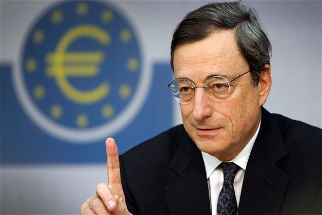 «Φρένο» της ΕΚΤ στο πρόγραμμα αγοράς ομολόγων μέχρι τα τέλη του 2018