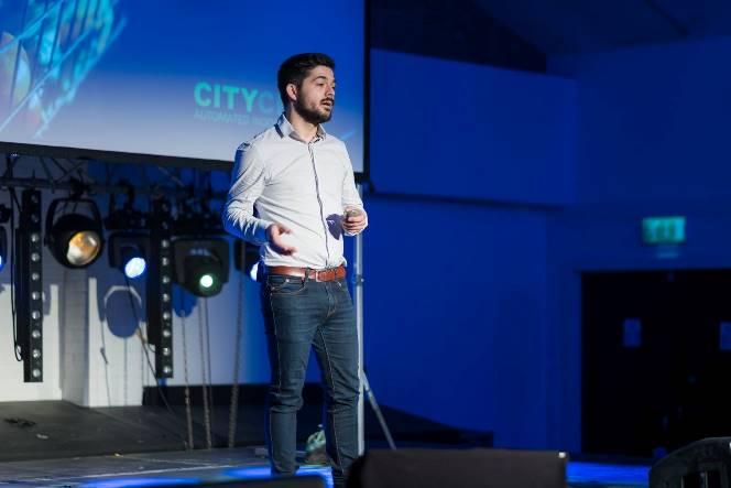 CityCrop: Παρουσίασε το επιχειρηματικό της μοντέλο σε 300 επενδυτές στο Λονδίνο