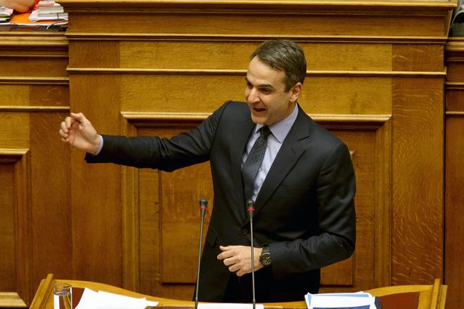 Ανοίγει τα χαρτιά του για την πρόταση δυσπιστίας ο Κυριάκος Μητσοτάκης