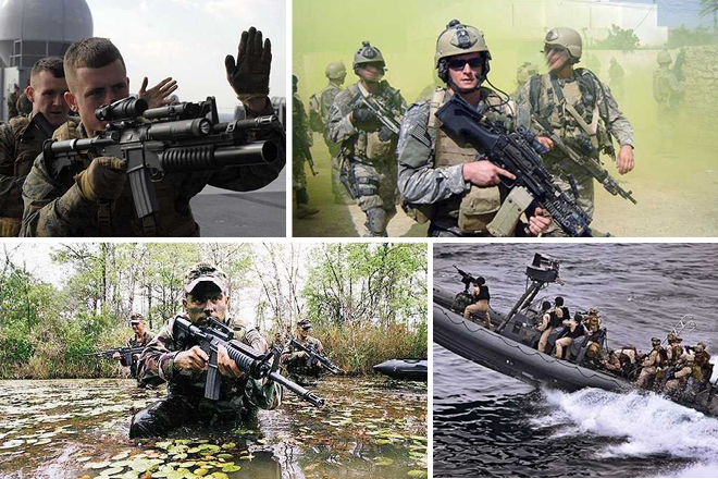 Οι πιο επικίνδυνες ειδικές δυνάμεις του αμερικανικού στρατού
